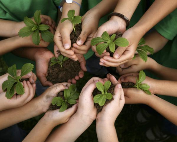 Ciudadanos comprometidos con la preservación del planeta 1