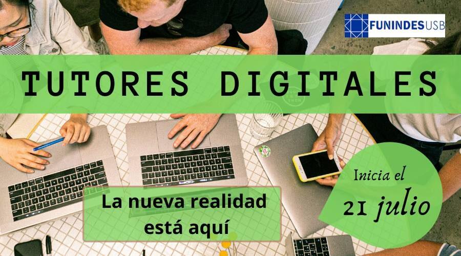 Taller de formación de Tutores digitales 1