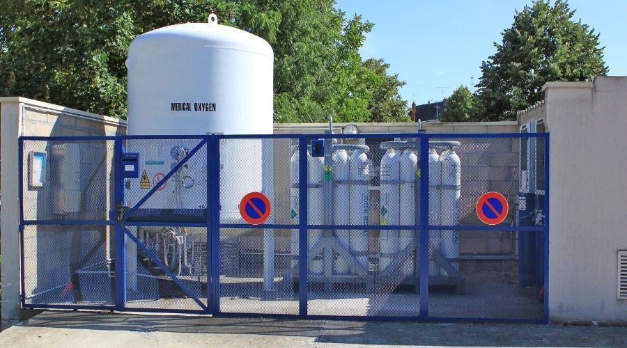 suministro de oxigeno en hospitales - Tanque de oxígeno para hospitales - Funindes