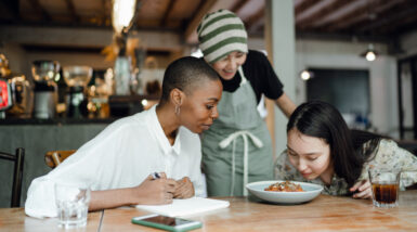 evaluación sensorial en la industria de los alimentos Tasting Foods Funindes