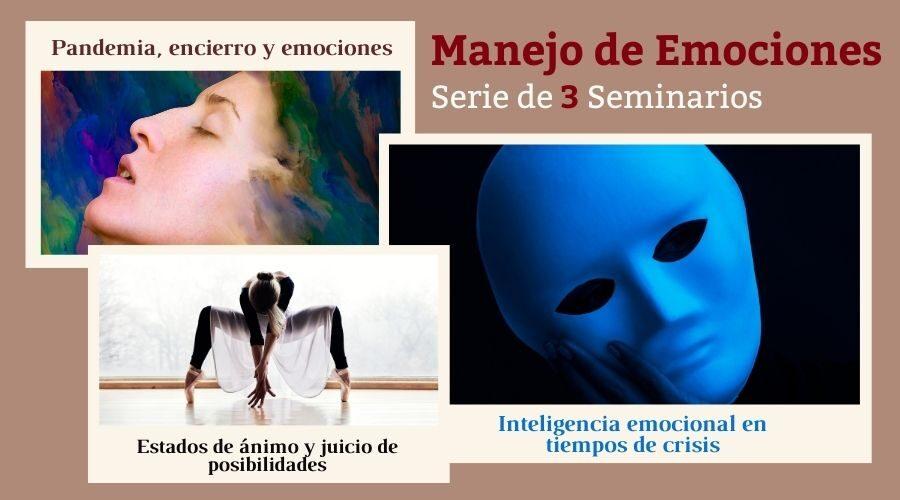 3 seminarios sobre el manejo de emociones - Funindes
